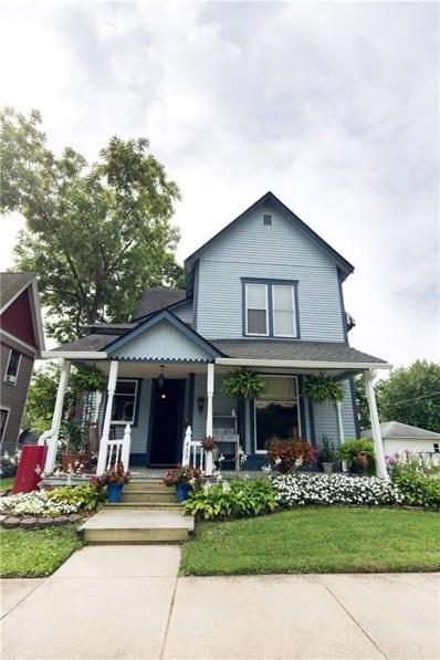 433 W Main Street, Greenfield, IN 46140 - #: 21666758