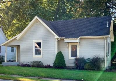 1003 E Elmore Street, Crawfordsville, IN 47933 - #: 21666794