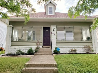 56 N 5th Avenue, Indianapolis, IN 46107 - #: 21667024