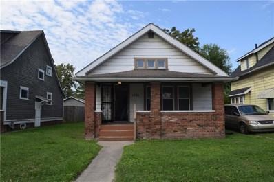 1326 N Kealing Avenue, Indianapolis, IN 46201 - #: 21667264