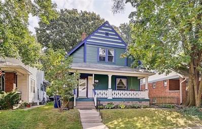 609 N Drexel Avenue, Indianapolis, IN 46201 - #: 21667296