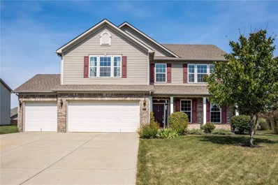 5708 W Woodstock Trail, McCordsville, IN 46055 - #: 21667325
