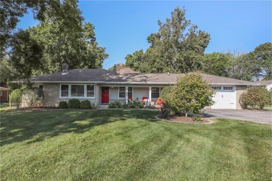4711 Cranbrook Drive, Indianapolis, IN 46250 - #: 21667365