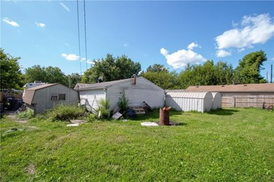 1009 S Rybolt Avenue, Indianapolis, IN 46241 - #: 21667425