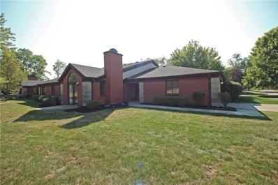 2168 Golden Oaks N, Indianapolis, IN 46260 - #: 21667474