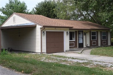 8622 Zephyr Drive, Indianapolis, IN 46217 - #: 21667496