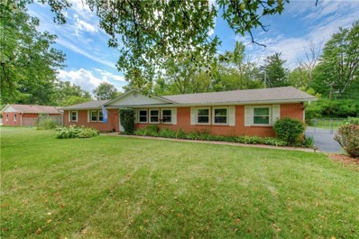 8132 Shottery Terrace, Indianapolis, IN 46268 - #: 21667560