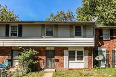 8412 Meadowlark Drive, Indianapolis, IN 46226 - #: 21667603