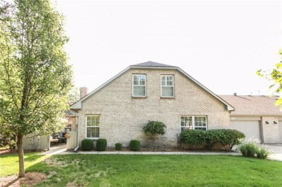 5641 Quail Feather Court, Indianapolis, IN 46237 - #: 21667629
