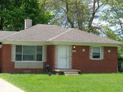 1827 W 57TH Street W, Indianapolis, IN 46228 - #: 21667642