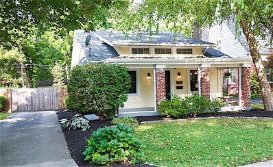 5706 N Haverford Avenue, Indianapolis, IN 46220 - #: 21667700