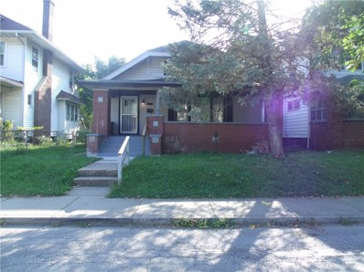 653 N Oxford Street, Indianapolis, IN 46201 - #: 21667706