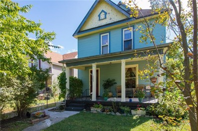 1925 Nowland Avenue, Indianapolis, IN 46201 - #: 21667852