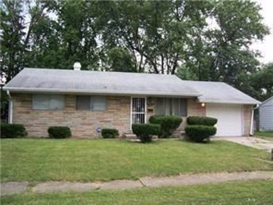 8816 E 35TH Street, Indianapolis, IN 46226 - #: 21667914