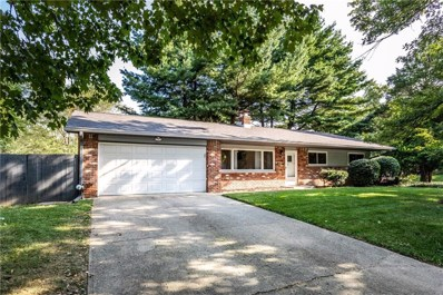 7996 Dartmouth Court, Indianapolis, IN 46260 - #: 21668036