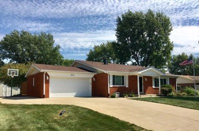 6831 S New Jersey Street, Indianapolis, IN 46227 - #: 21668064