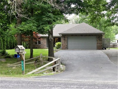 457 Mill Springs, Coatesville, IN 46121 - #: 21668134