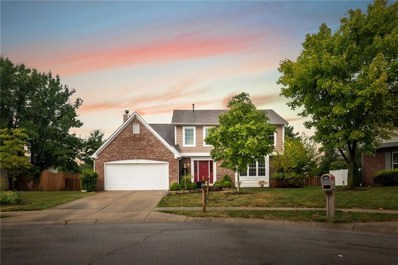 9552 Mullet Court, Indianapolis, IN 46256 - #: 21668167