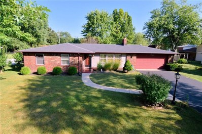4410 Cardinal Drive, Indianapolis, IN 46237 - #: 21668227