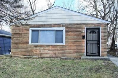 3125 N Gladstone Avenue, Indianapolis, IN 46218 - #: 21668243