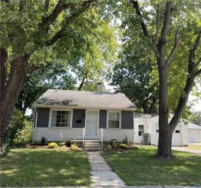 1523 N Sheridan Avenue, Indianapolis, IN 46219 - #: 21668290