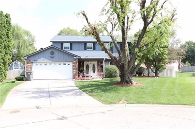 815 Corkwood Court, Indianapolis, IN 46227 - #: 21668428