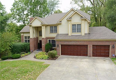 7856 Spring Mill Road, Indianapolis, IN 46260 - #: 21668568