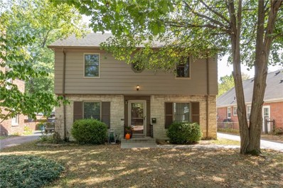 5329 Boulevard Place, Indianapolis, IN 46208 - #: 21668755