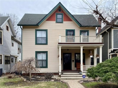 577 Woodruff Pl Mid Drive, Indianapolis, IN 46201 - #: 21668787