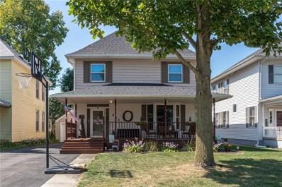 332 N Conde Street, Tipton, IN 46072 - #: 21668865