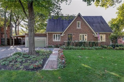 377 E Westfield Boulevard, Indianapolis, IN 46220 - #: 21668887