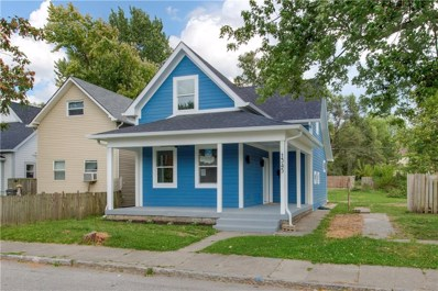 1345 Union Street, Indianapolis, IN 46202 - #: 21668889