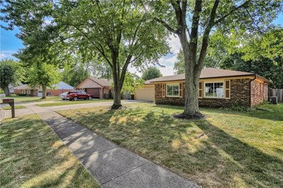 7608 Hearthstone Way, Indianapolis, IN 46227 - #: 21668912