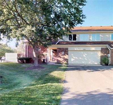1509 Richmond Drive, Zionsville, IN 46077 - #: 21670016