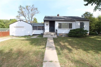 3502 Station Street, Indianapolis, IN 46218 - #: 21670018