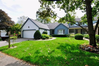1923 Seaport Drive, Indianapolis, IN 46240 - #: 21670082