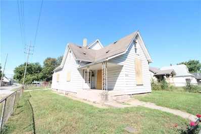 1260 S Sheffield Avenue, Indianapolis, IN 46221 - #: 21670253