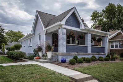 1437 Shannon Avenue, Indianapolis, IN 46201 - #: 21670618