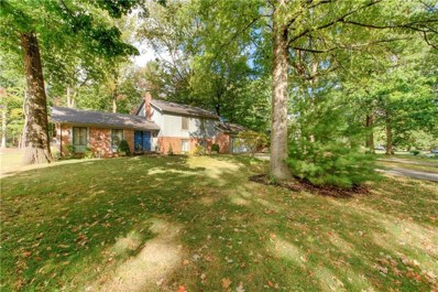 420 Woodland West Drive, Greenfield, IN 46140 - #: 21671414