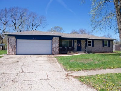6040 S Routiers Avenue, Indianapolis, IN 46259 - #: 21671618