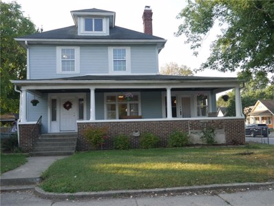 2501 E 10TH Street, Indianapolis, IN 46201 - #: 21671731