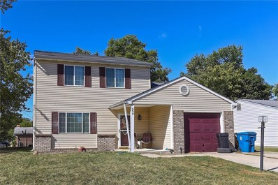 656 Woods Crossing Drive, Indianapolis, IN 46239 - #: 21671786