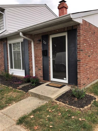 726 Southfield Court, Indianapolis, IN 46227 - #: 21672015