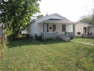 2409 W Ray Street, Indianapolis, IN 46221 - #: 21672100