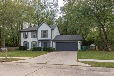 3211 Crickwood Drive, Indianapolis, IN 46268 - #: 21672101