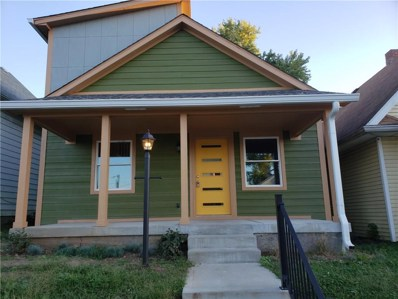 1357 W 28th Street, Indianapolis, IN 46208 - #: 21672133