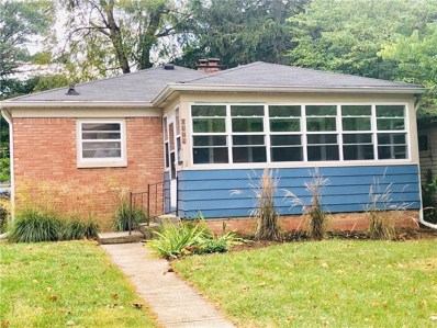 6414 Broadway Street, Indianapolis, IN 46220 - #: 21672182