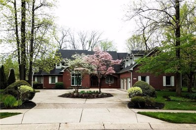 7659 Timber Springs Drive S, Fishers, IN 46038 - #: 21672288