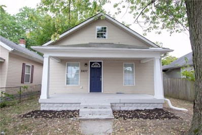 2407 S McClure Street, Indianapolis, IN 46241 - #: 21672547