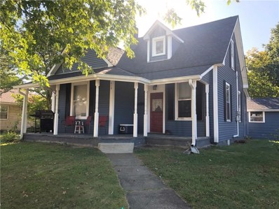 610 S Mulberry Street, Martinsville, IN 46151 - #: 21672658